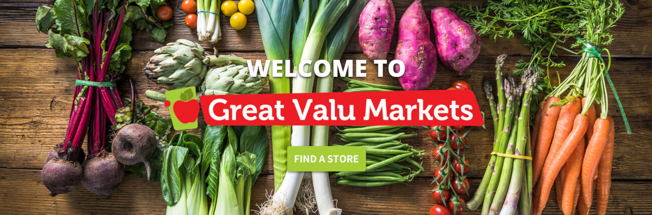 Find a Great Valu Markets Store