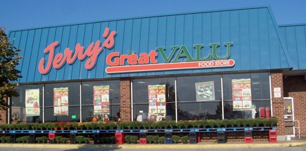 Jerry's Great Valu