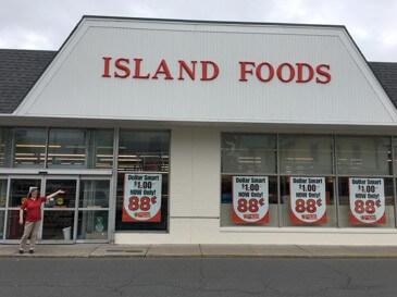 Island Foods Great Valu