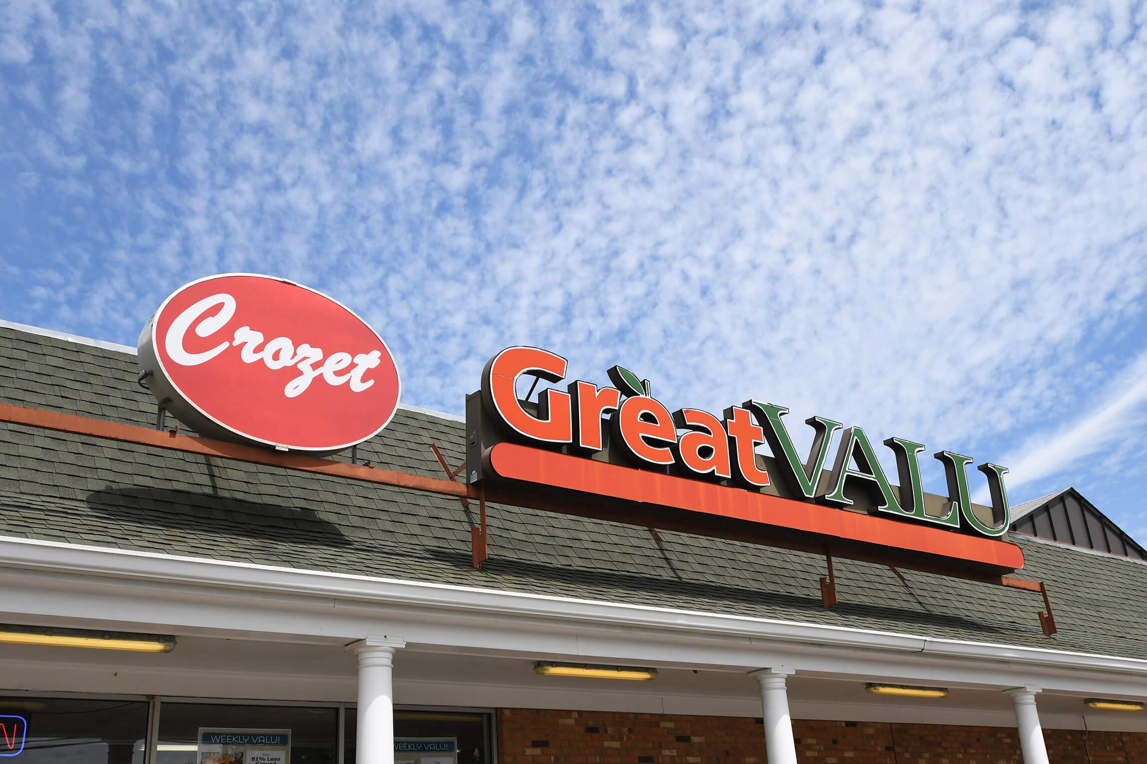 Crozet Great Valu