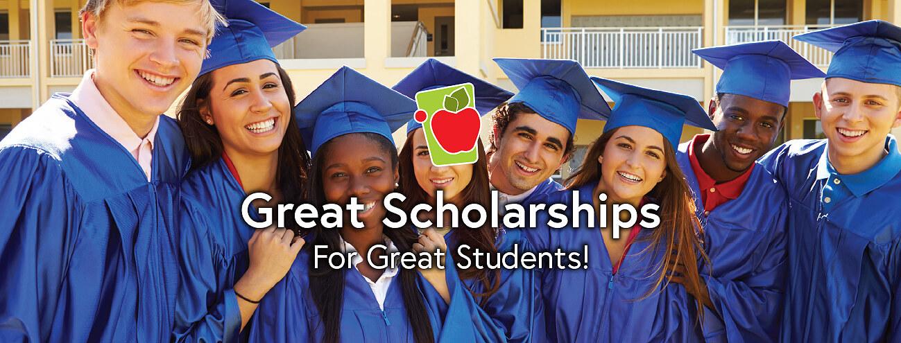 Graduation Day - Great Scholarships